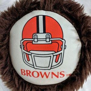 Vintage 80's Cleveland Browns Earmuffs